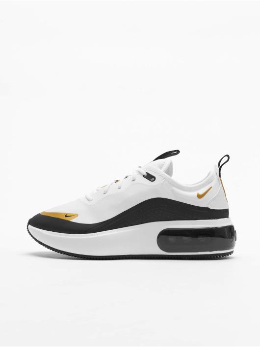 Goldenpure Max Whiteblackmetallic Nike Air Dia Platinum Sneakers shQdrt