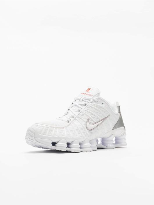 Nike Sneaker Shox T weiß