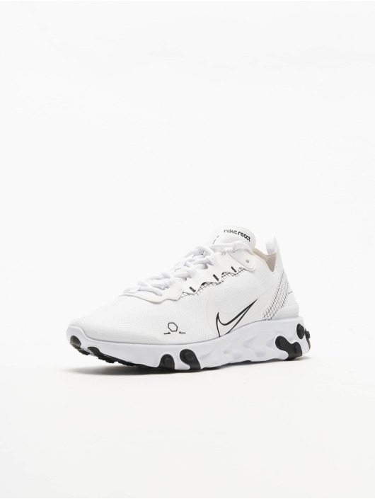 Nike Sneaker React Element 55 weiß