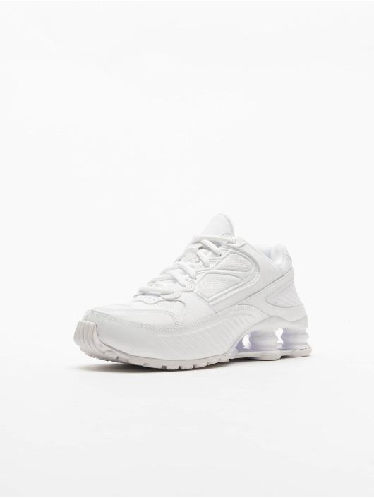 Nike Sneaker Shox Enigma 9000 weiß