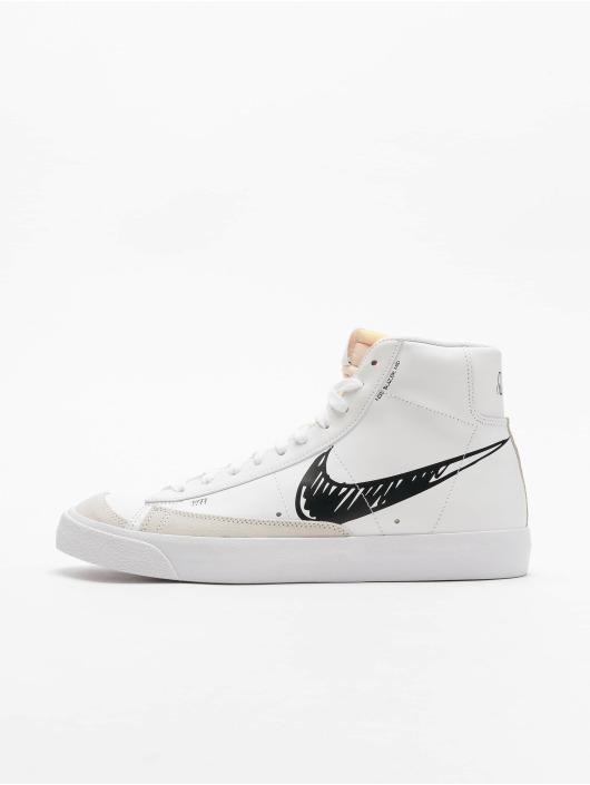 Nike Sneaker Blazer Mid Vintage '77 weiß