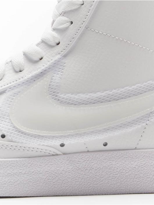 Nike Sneaker Blazer Mid '77 weiß
