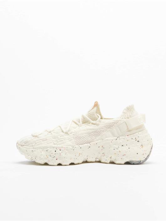 Nike Sneaker Space Hippie 04 weiß