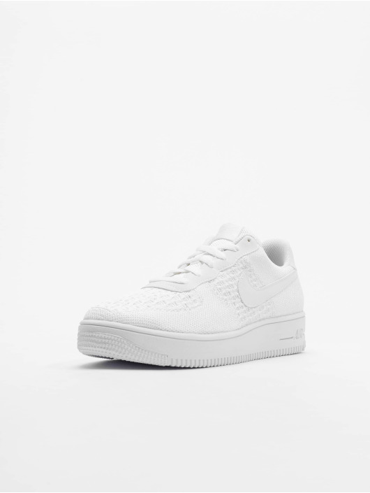 Nike Air Force 1 Flyknit 2.0 (GS) Sneakers White/White/White