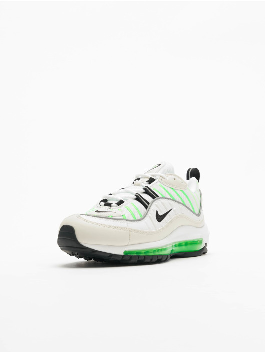 Nike Air Max 98 Sneakers Summit WhiteBlackPhantom