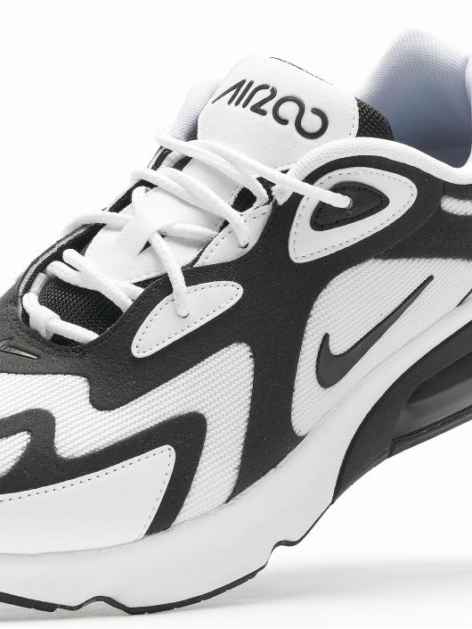 Nike schoen sneaker Air Max 200 in wit 711967