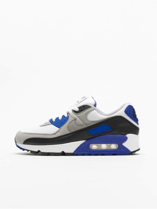 Nike Air Max 90 Sneakers WhiteParticle GreyHyper RoyalBlack
