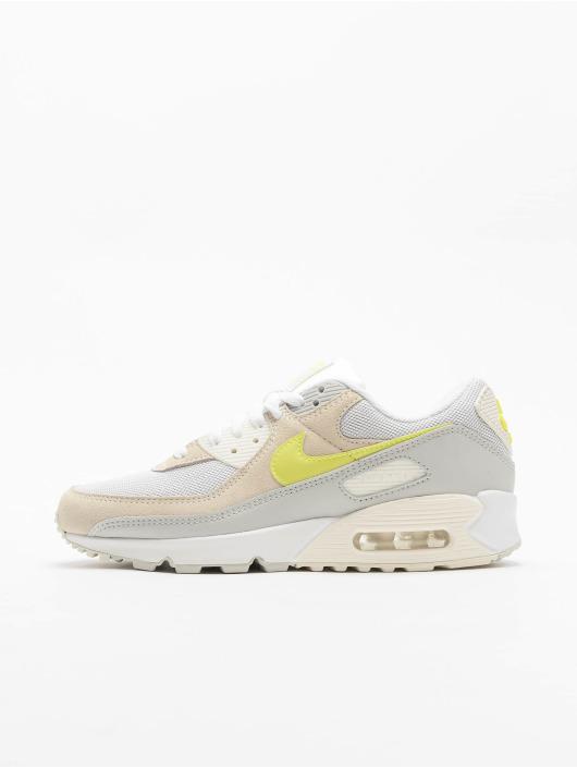 Nike Air Max 90 Sneakers WhiteLemonvenomPure PlatinumSail