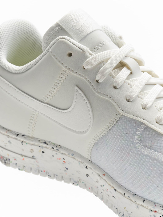 Nike sneaker W Air Force 1 Crater wit