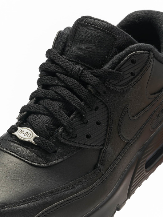 Nike sneaker Air Max 90 Leather zwart