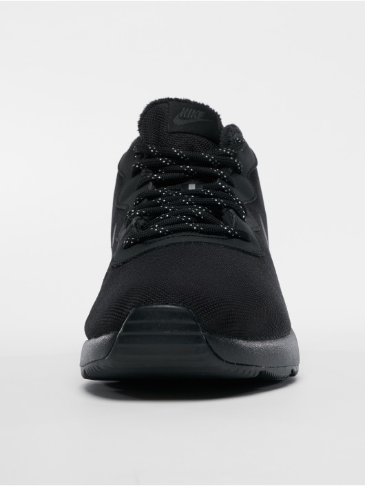 nike tanjun sneakers zwart