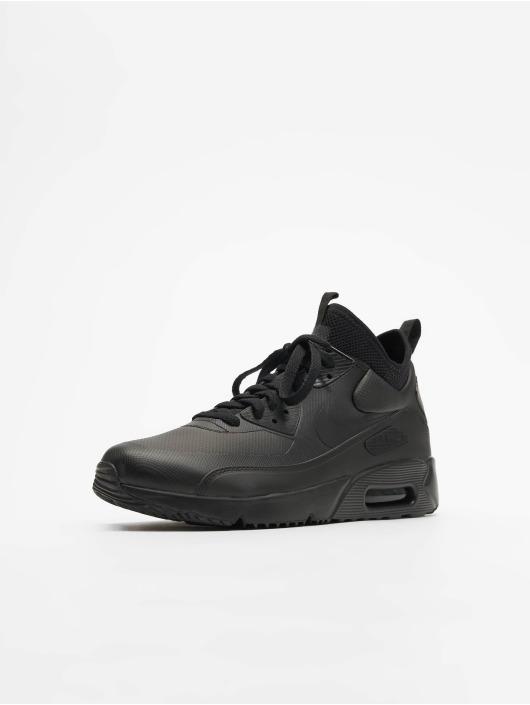 Nike Air Max 90 Ultra Mid Winter Sneakers BlackBlackAnthracite