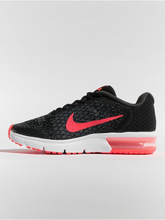 Nike sneaker Air Max Sequent 2 (GS) Running zwart