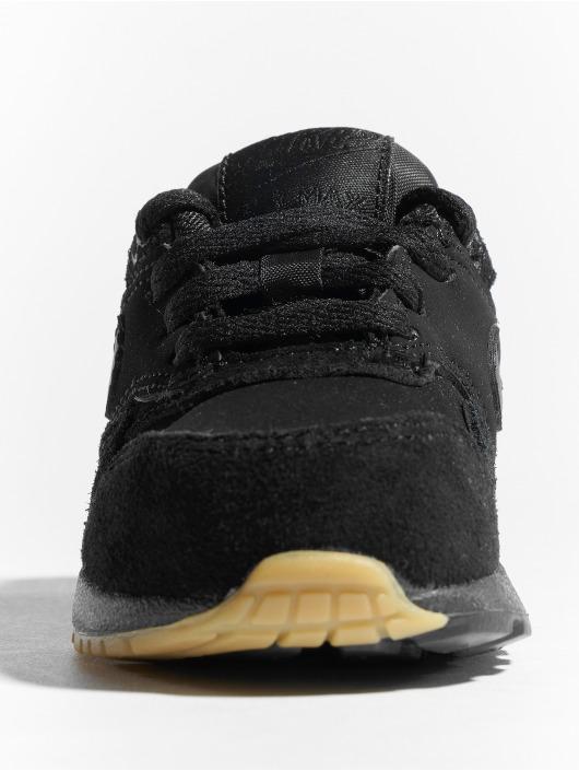Nike sneaker Air Max 1 zwart
