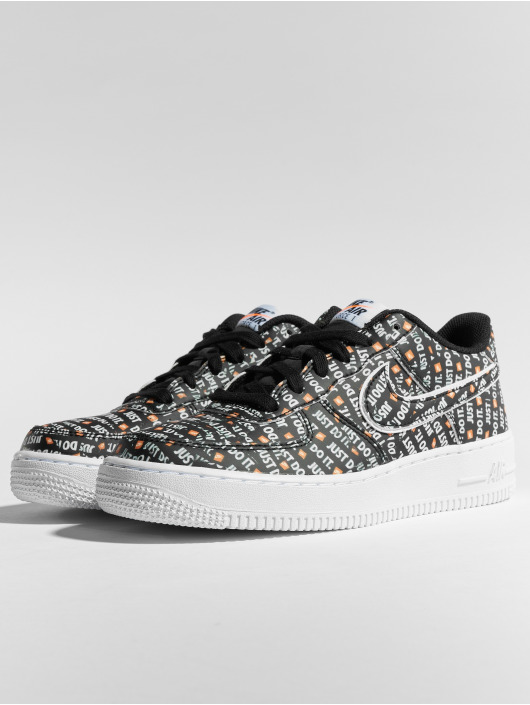 Nike sneaker Air Force 1 JDI Premium zwart