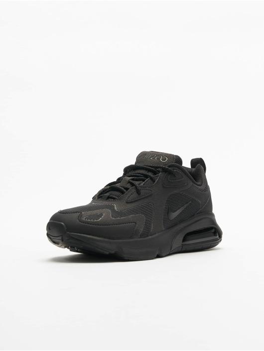 Nike sneaker Air Max 200 zwart
