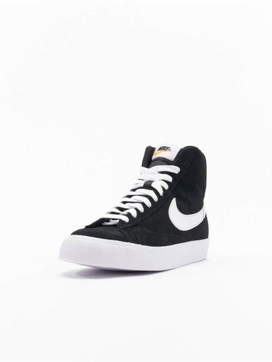 Nike sneaker Blazer Mid '77 Suede (GS) zwart