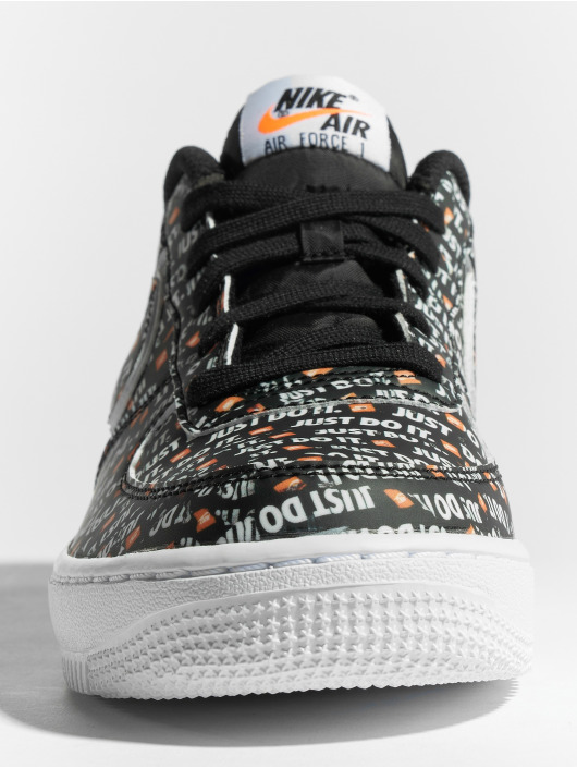 Nike Sneakers Air Force 1 JDI Premium èierna