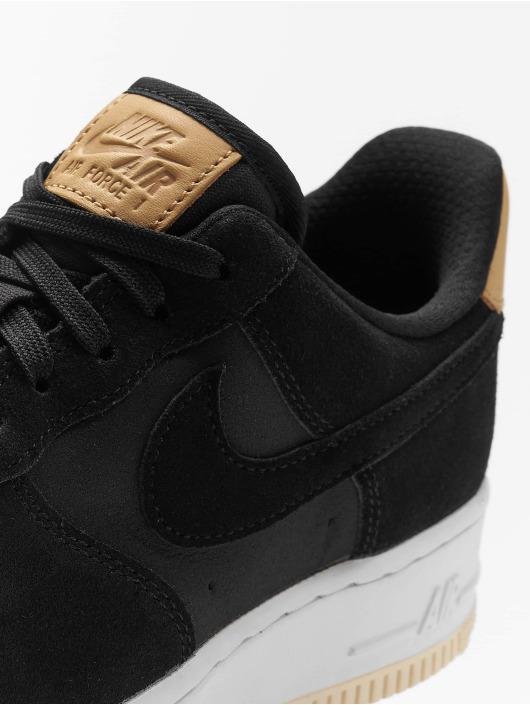 Nike Sneakers Air Force 1 '07 Premium èierna