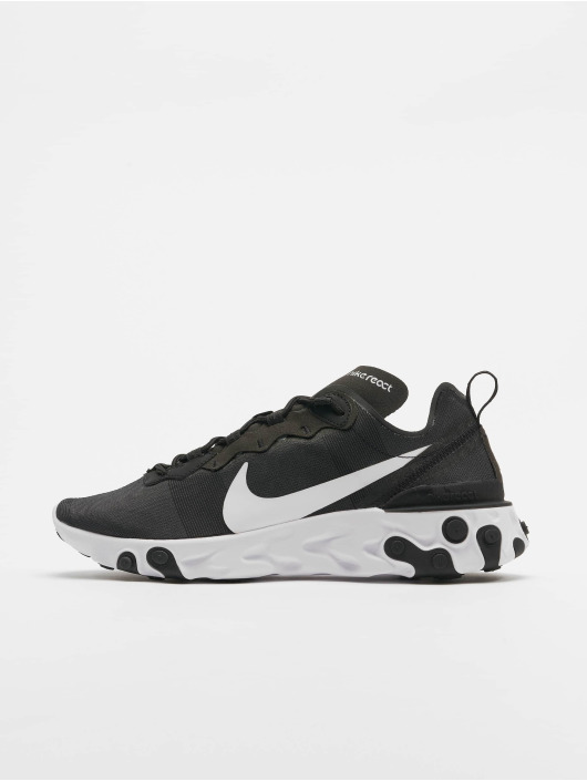 Nike Sneakers React Element 55 èierna