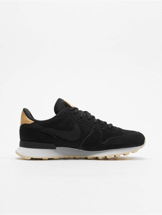 Nike Sneakers W Internationalist Prm èierna