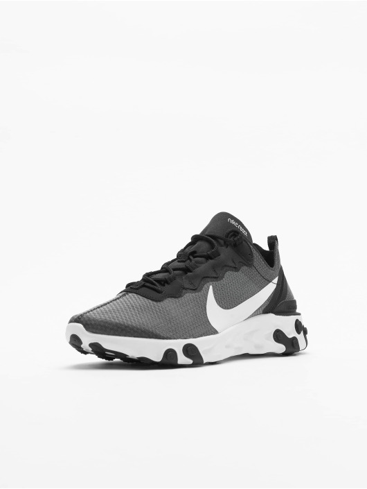 Nike Sneakers React Element 55 SE èierna