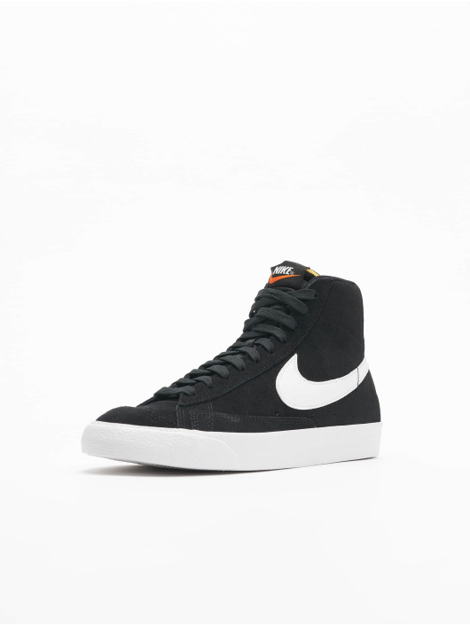 Nike Sneakers Blazer Mid '77 Suede èierna