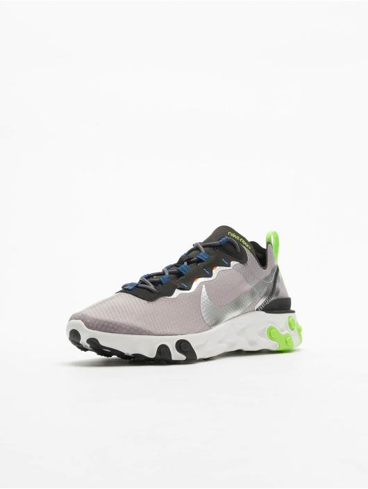 Nike Sneakers React Element 55 SE šedá