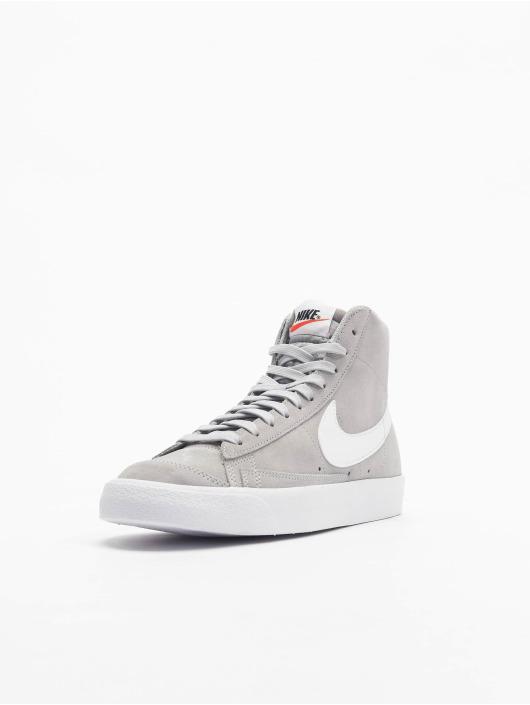 Nike Sneakers Blazer Mid '77 Suede šedá