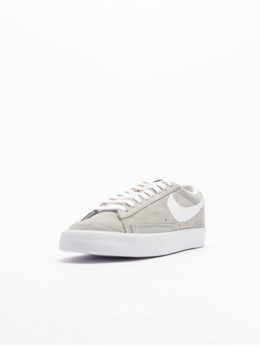 Nike Sneakers Blazer Low '77 SUEDE šedá