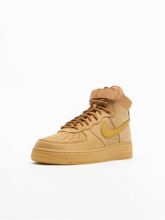 Nike Sneakers Air Force 1 High '07 Wb béžová