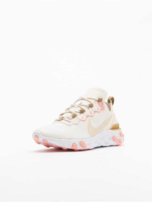 Nike Sneakers React Element 55 beige