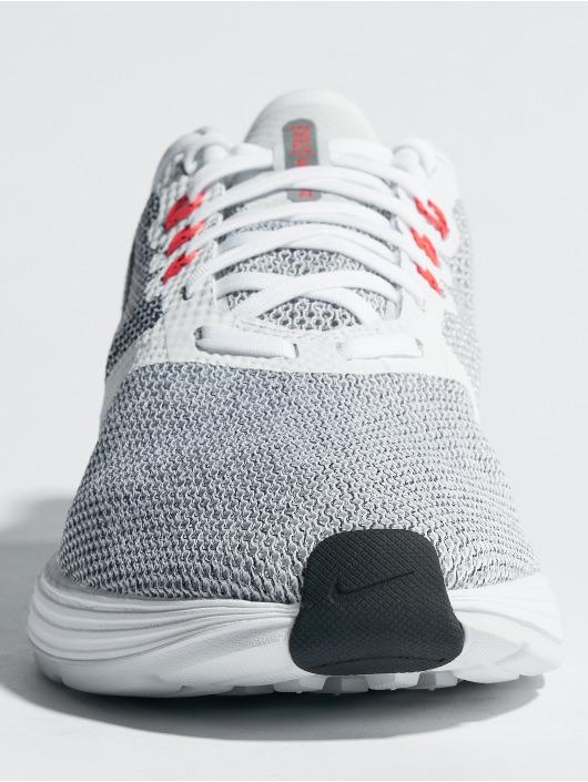 Nike Sneakers Zoom Strike Running bialy