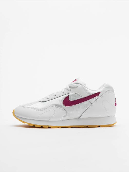 Nike Sneakers Outburst Low Top bialy