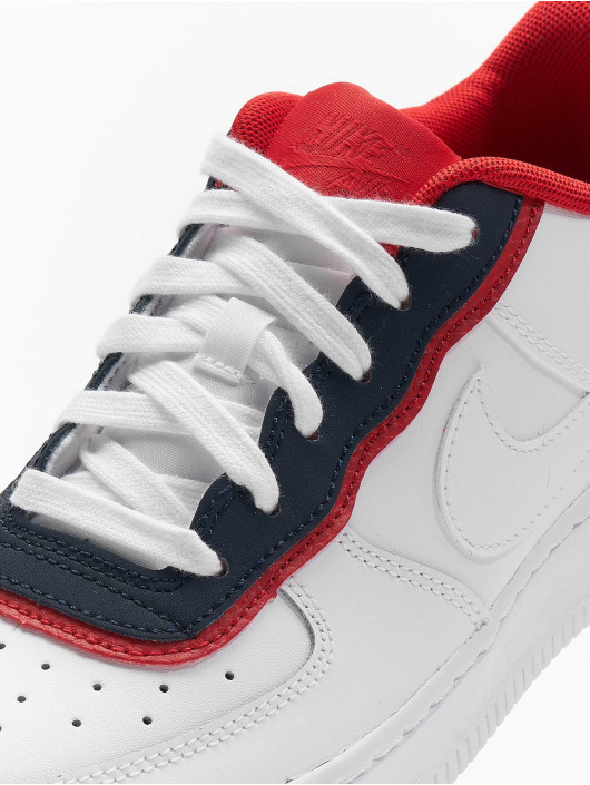Nike Sneakers Air Force 1 LV8 1 DBL GS bialy