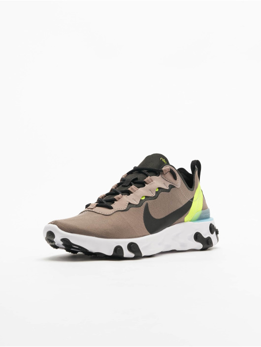 Nike Sneakers React Element 55 bialy