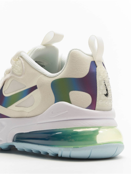 Nike Sneakers Air Max 270 React 20 (GS) bialy