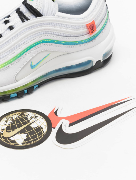 Nike Sneakers Air Max 97 WW bialy