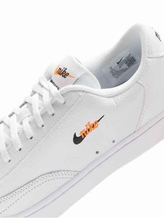 Nike Sneakers Court Vintage Prem bialy