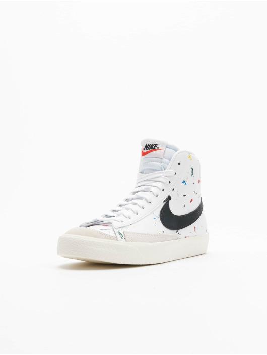 Nike Sneakers Blazer Mid '77 BB bialy