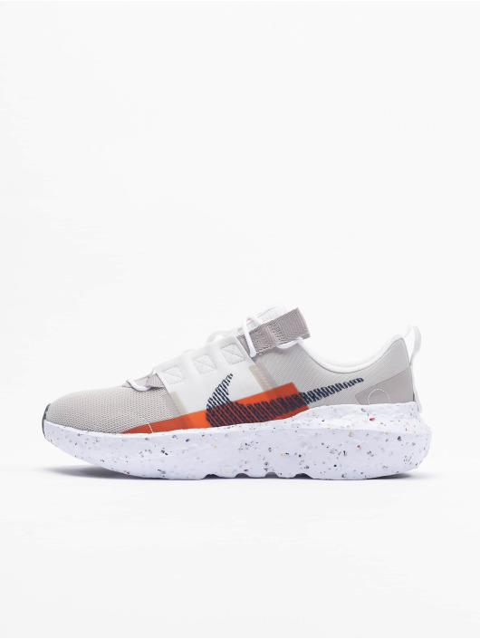 Nike Sneakers Crater Impact bialy