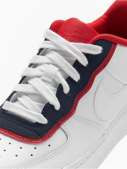 Nike Sneakers Air Force 1 LV8 1 DBL GS biela