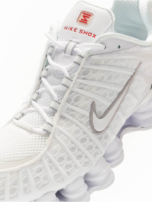 Nike Sneakers Shox T biela