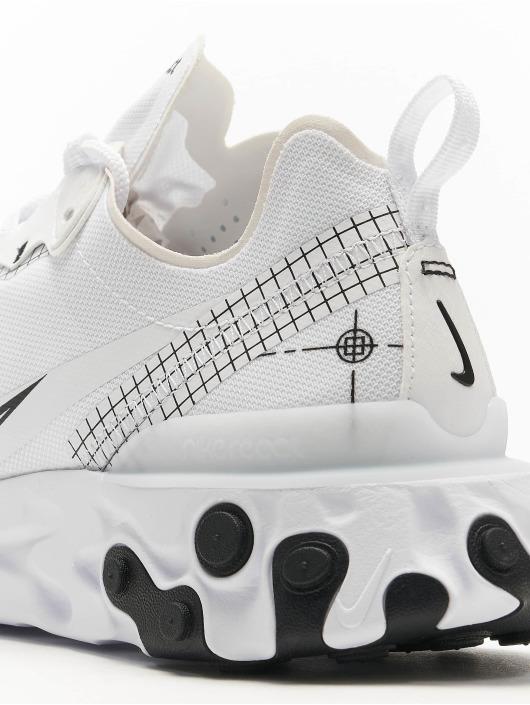 Nike Sneakers React Element 55 biela