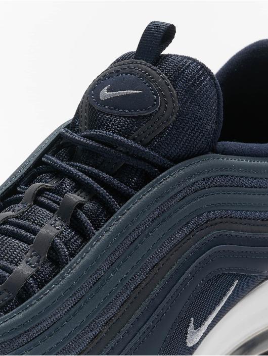 Nike Air Max 97 Essential Low Top Sneakers ObsidianObsidian MistMonsoon Blue