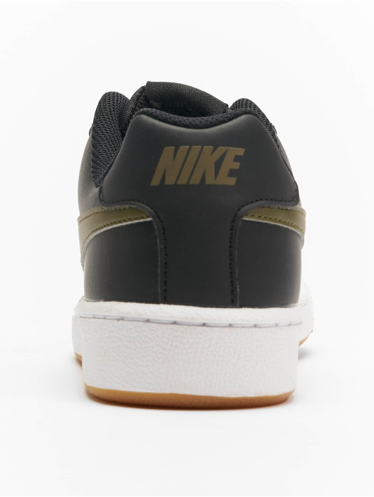 Nike Sneakers Court Royale black