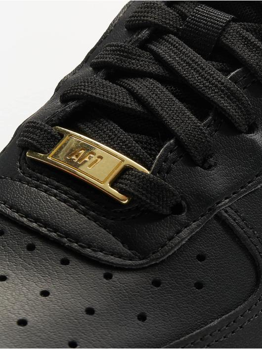 Nike Sneakers Air Force 1 07 black