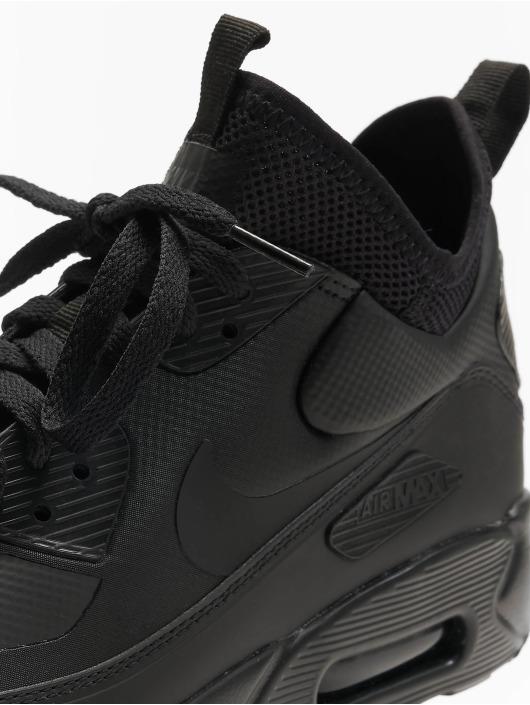 Nike Sneakers Air Max 90 Ultra Mid Winter black
