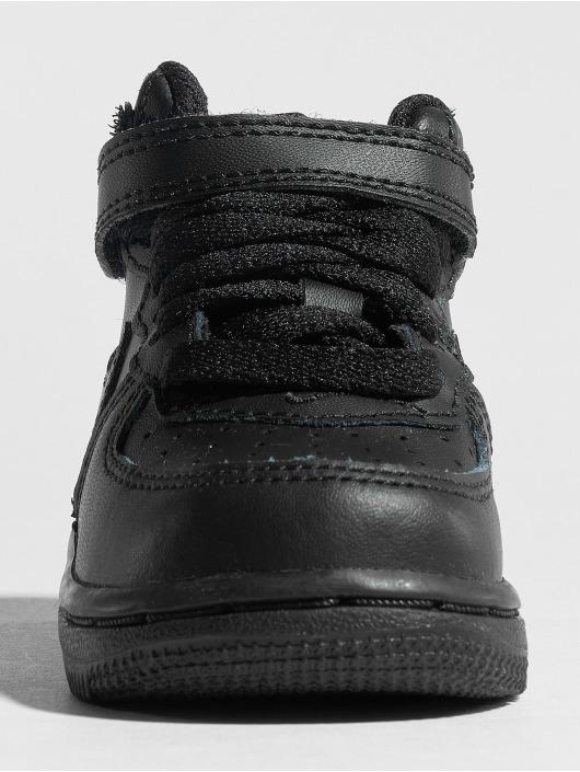 Nike Sneakers Air Force 1 Mid TD black