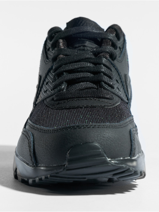 Nike Sneakers Air Max 90 SE Mesh (GS) black